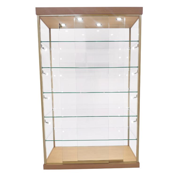 How to maintain the custom display cabinet   OYE