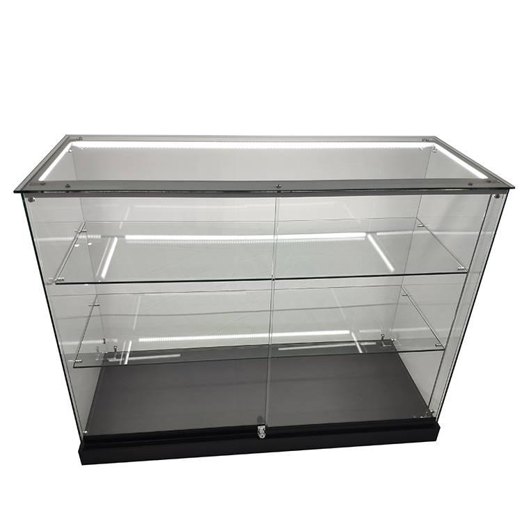 https://www.oyeshowcases.com/retail-jewelry-display-cases-with-led-stirps-light2-adjustable-shelf-oye-product/