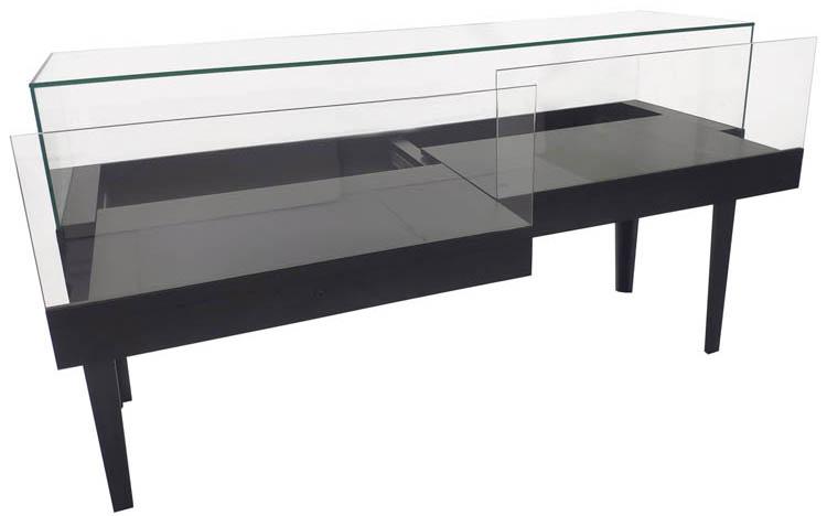 display case glass--
