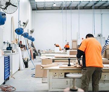 display case manufacturing